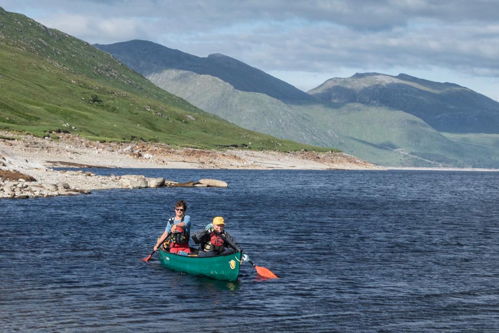 Kayak Summer Isles Ben Aden