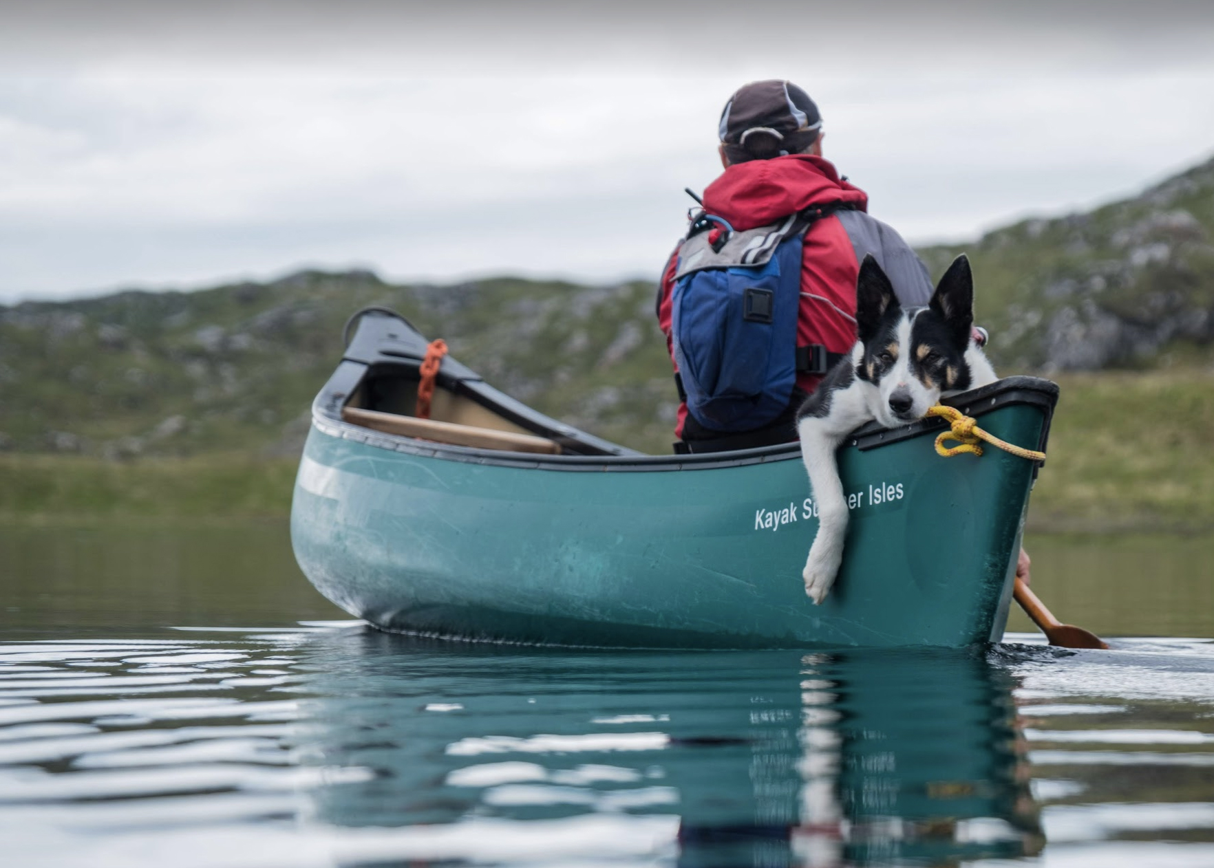 Canoe Summer Isles